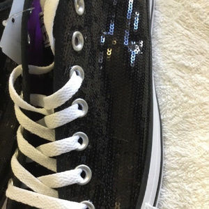 Converse Shoes - Converse Chuck Taylor All Star Ox Sequin shoes 023cf52b4